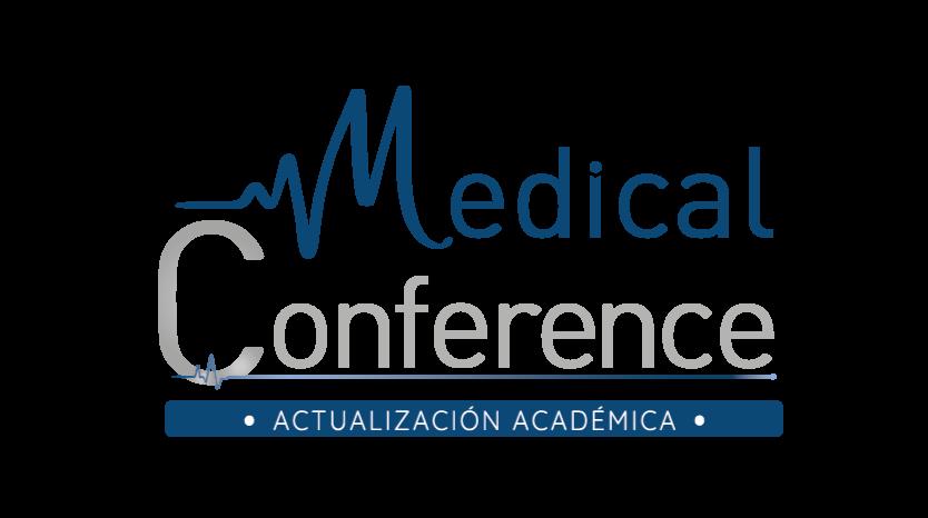 Logo medical conference