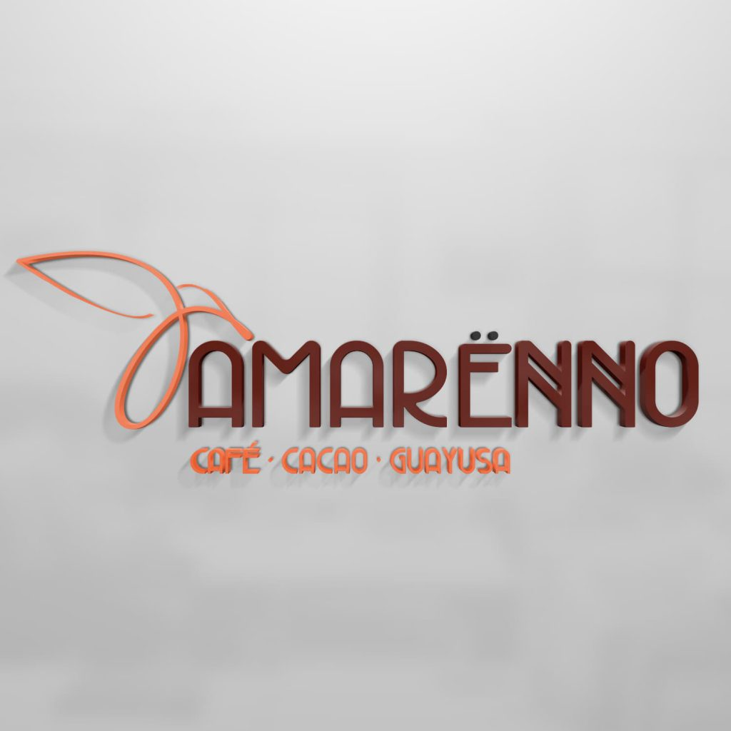 Amarënno Identidad Visual
