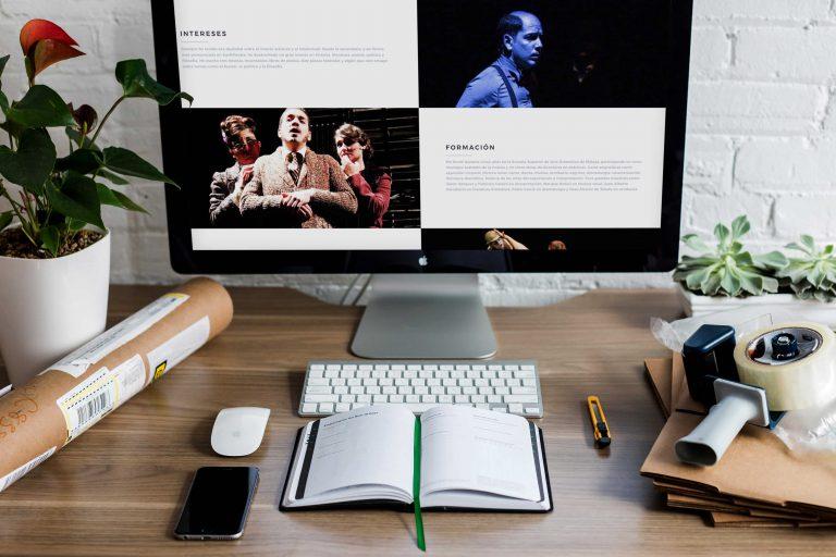 Victor Castilla Diseño web