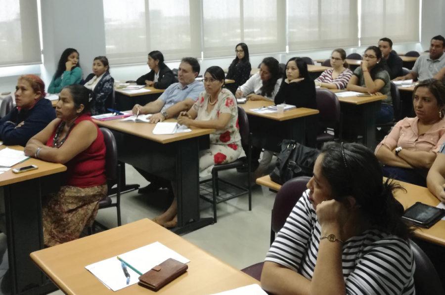 Capacitaciones Aglaya Guayaquil