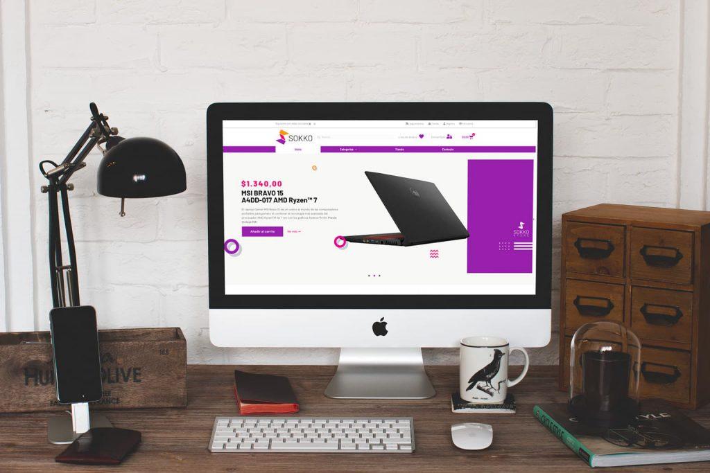 Sokko Store eCommerce