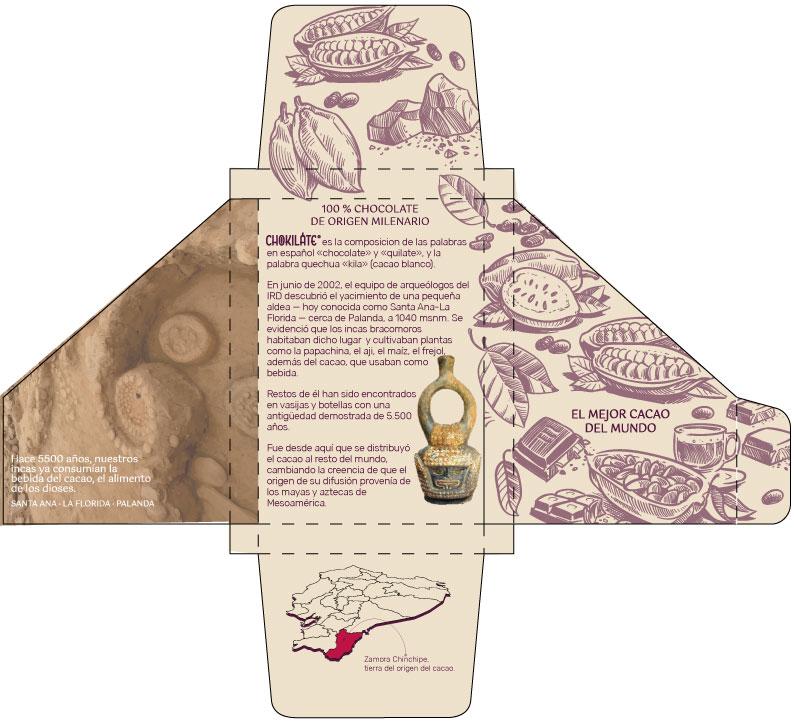 Chokilate packaging