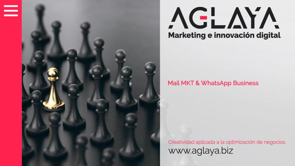 Mail Marketing & WhatsApp Business