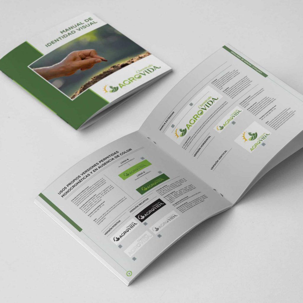 Agrovida Manual de marca