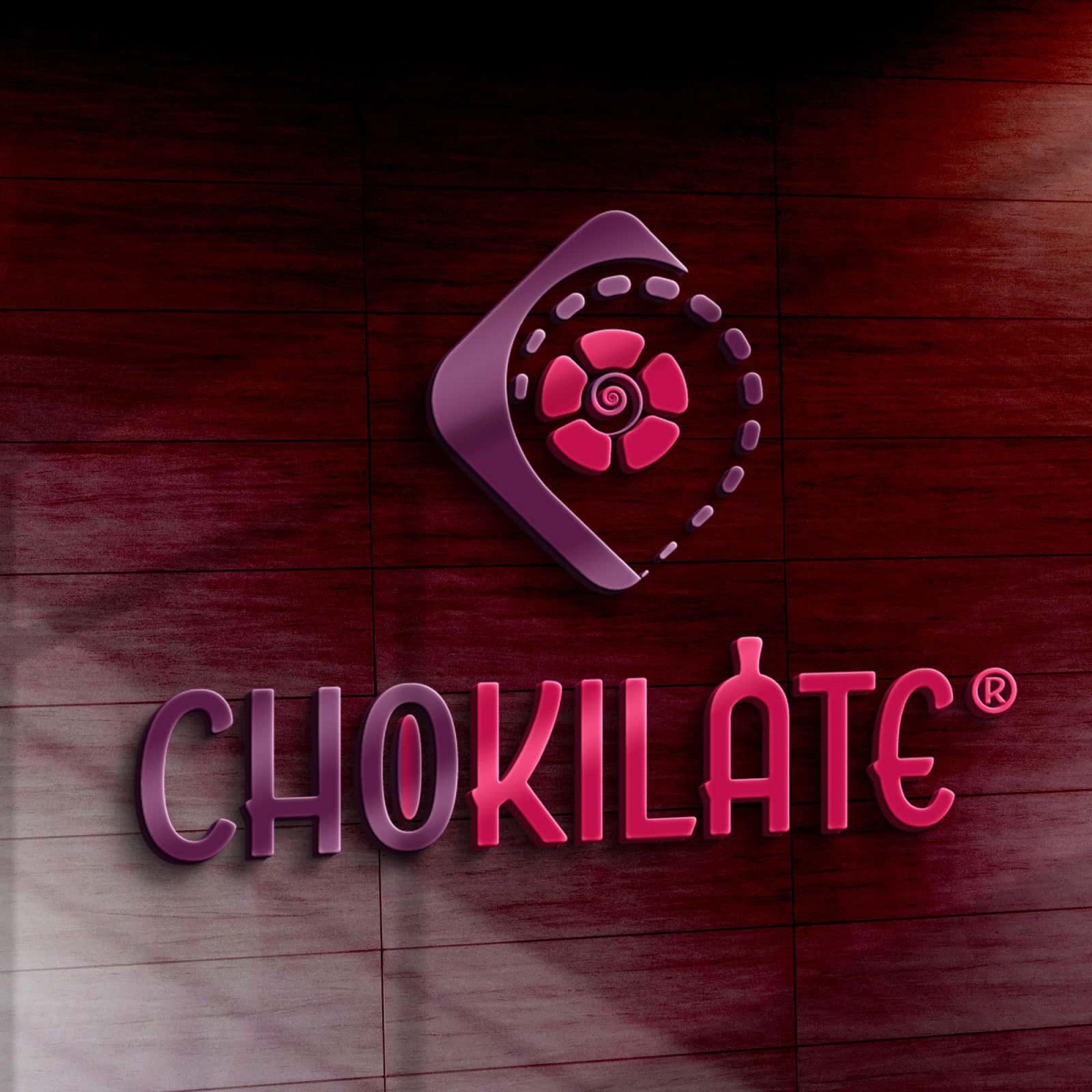 Chokilate Identidad Visual