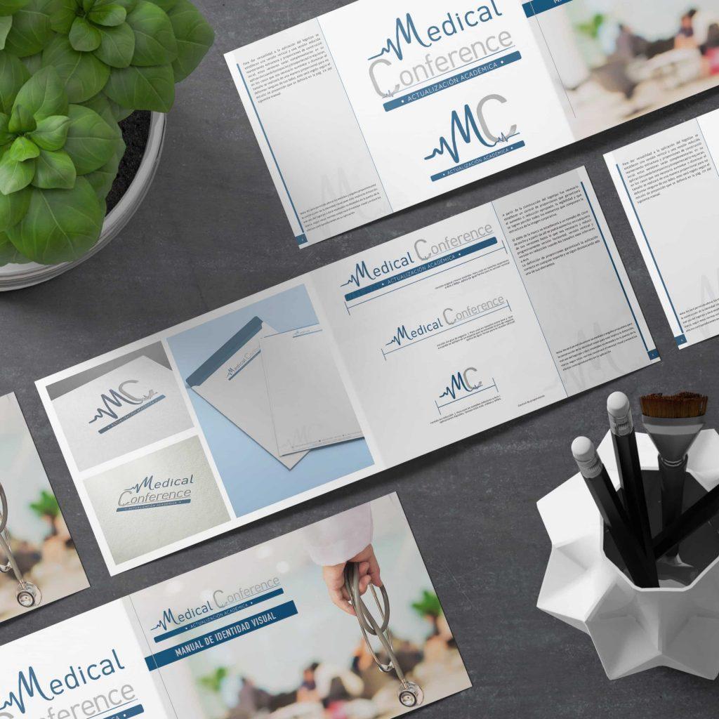Medical conference Aplicaciones corporativas